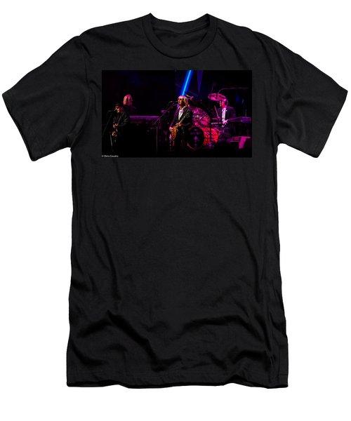 Elton John Men's T-Shirt (Athletic Fit)