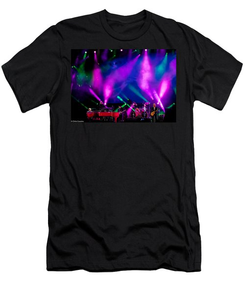 Elton John In 2015 Men's T-Shirt (Athletic Fit)