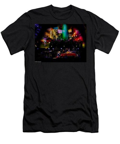 Elton - Sad Songs Men's T-Shirt (Athletic Fit)