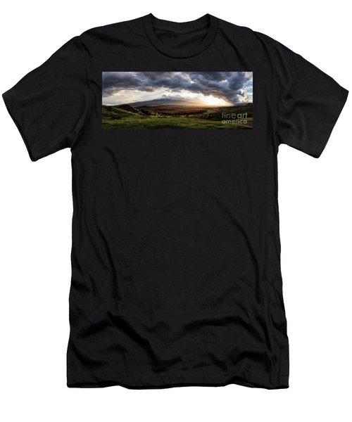 Elysium Men's T-Shirt (Slim Fit) by Giuseppe Torre