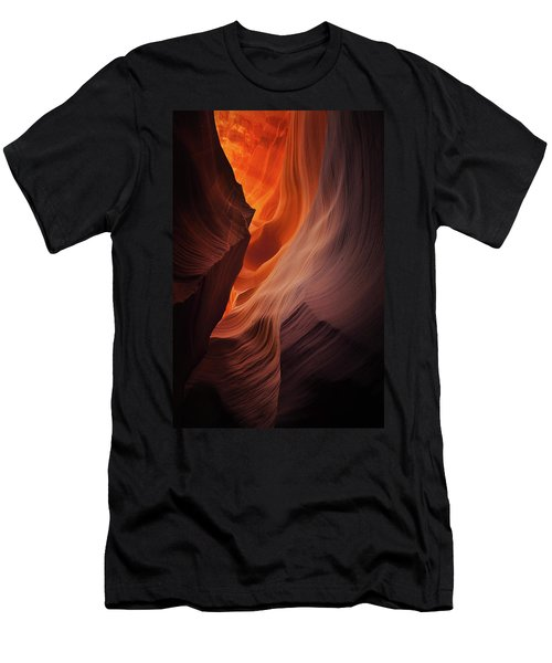 Embers Men's T-Shirt (Athletic Fit)