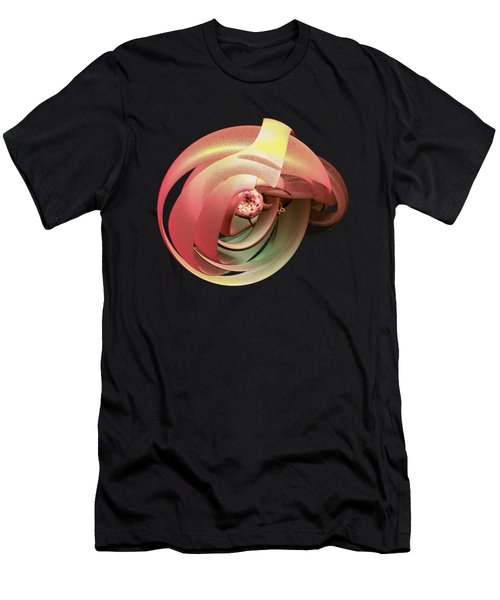 Embryo Abstract Men's T-Shirt (Athletic Fit)