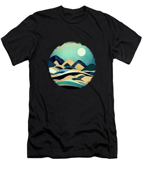 Emerald Evening Men's T-Shirt (Athletic Fit)