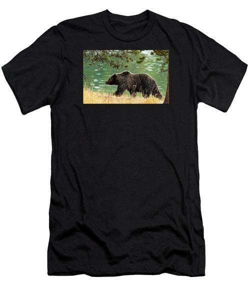 Emerald Stroll Men's T-Shirt (Athletic Fit)