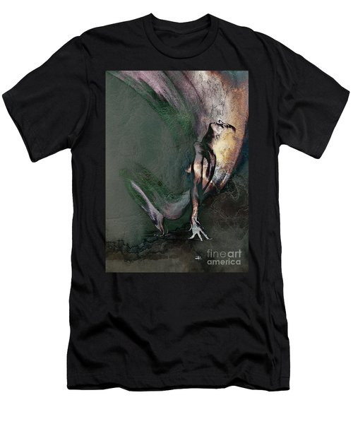 emergent II - textured Men's T-Shirt (Athletic Fit)