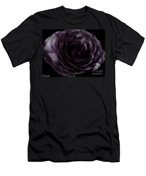 Emily's Great Ant Thingy Flower..... Men's T-Shirt (Athletic Fit)