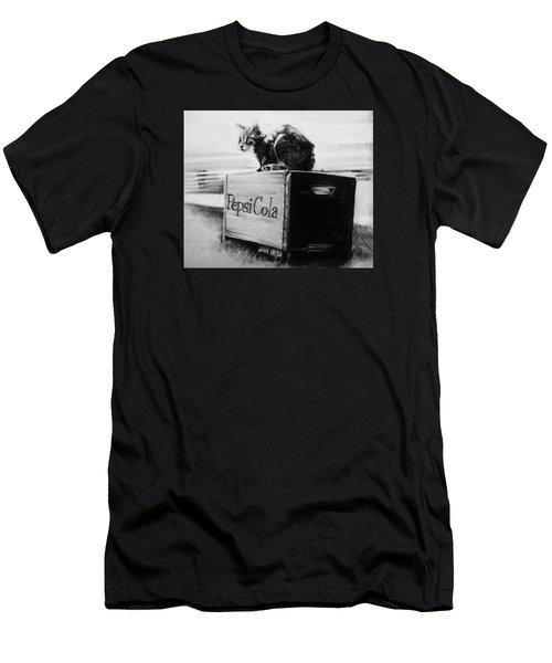 Emma Men's T-Shirt (Slim Fit) by Jean Cormier