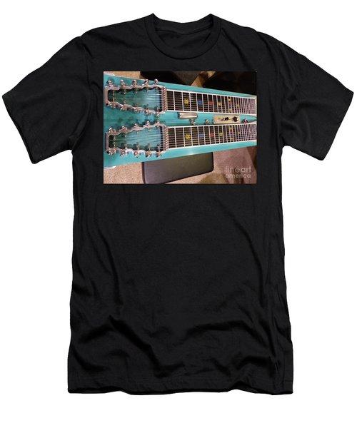 Emmons Lashley Legrande Pedal Steel Guitar Men's T-Shirt (Athletic Fit)