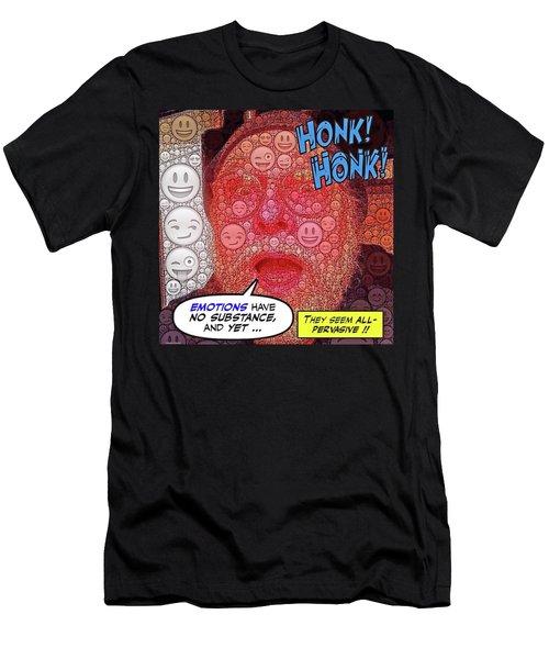 Emo Men's T-Shirt (Athletic Fit)