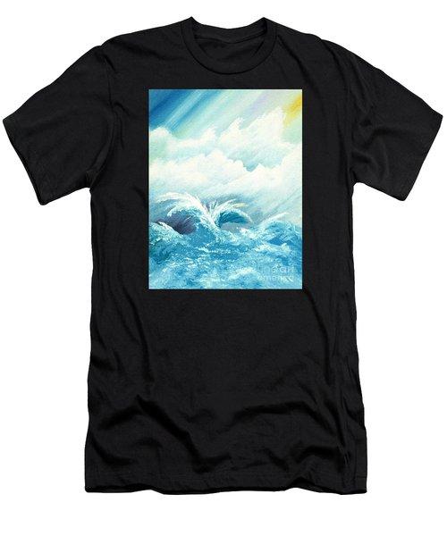 Emotion Men's T-Shirt (Athletic Fit)