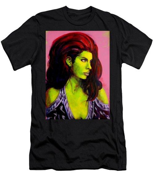 Empress At Rest Men's T-Shirt (Athletic Fit)