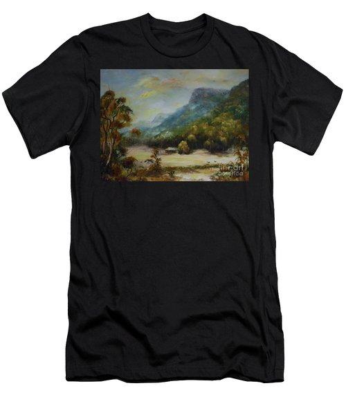 Emu Plains, Grampians Men's T-Shirt (Athletic Fit)