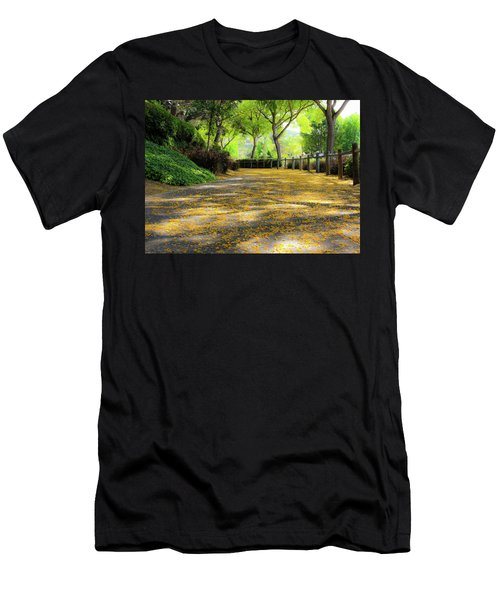 Enchanted Path Men's T-Shirt (Athletic Fit)