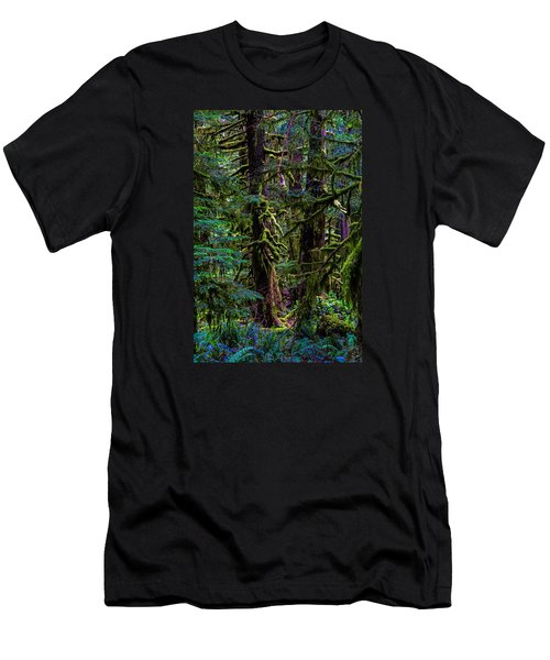 Enchanted Men's T-Shirt (Slim Fit) by Alana Thrower
