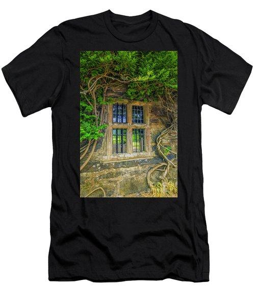 Enchanting Window Men's T-Shirt (Athletic Fit)