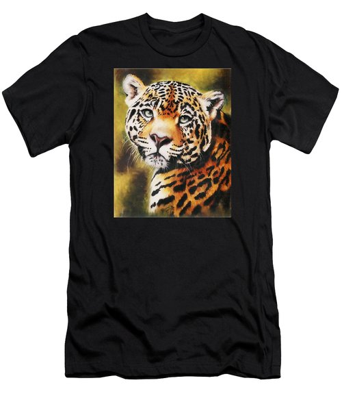 Enchantress Men's T-Shirt (Slim Fit) by Barbara Keith
