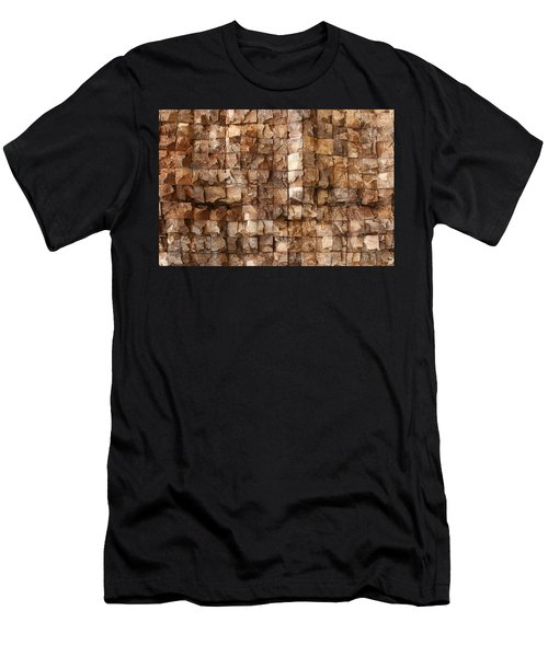 End Grain 132 Men's T-Shirt (Athletic Fit)