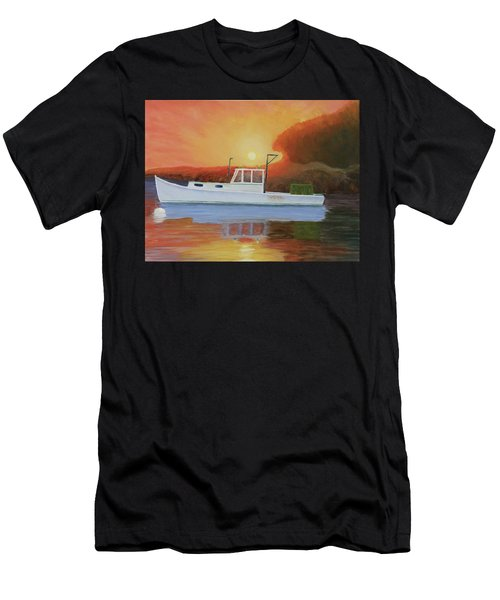 End Of A Work Day Men's T-Shirt (Athletic Fit)