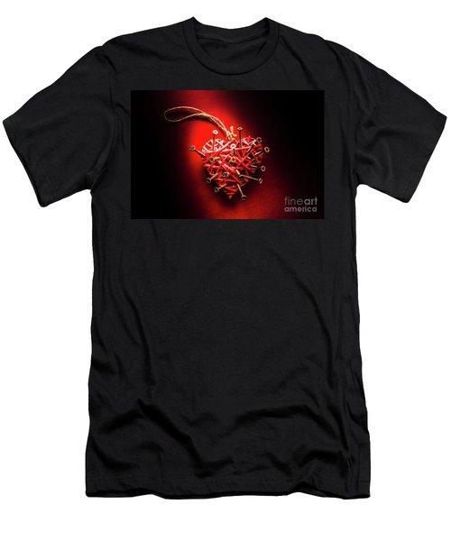 End Of Heartache Men's T-Shirt (Athletic Fit)