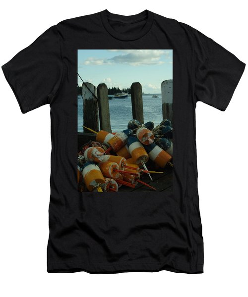 End Of Season At Owls Head Men's T-Shirt (Athletic Fit)