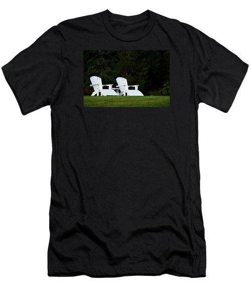 End Of Season I Men's T-Shirt (Athletic Fit)
