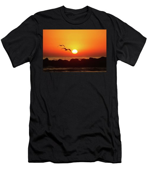 End Of Summer Men's T-Shirt (Athletic Fit)