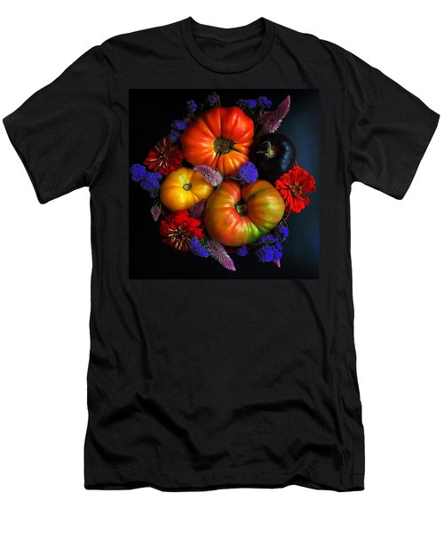 End Of Summer Colors Men's T-Shirt (Athletic Fit)