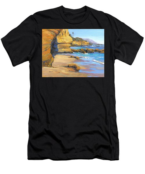 End Of Summer / Laguna Beach Men's T-Shirt (Athletic Fit)