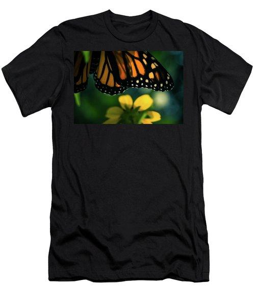 End Of Summer Monarch Men's T-Shirt (Athletic Fit)
