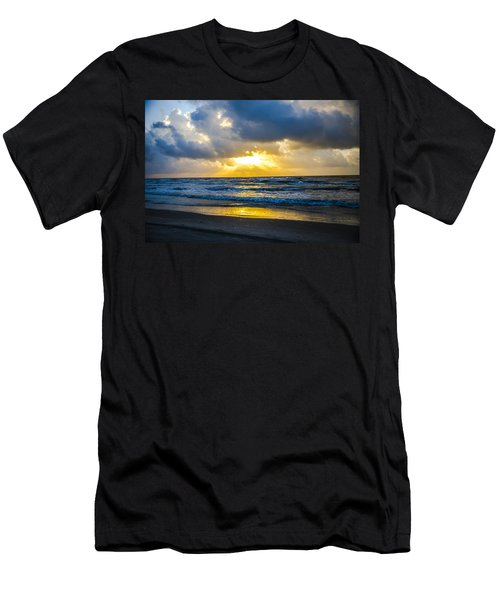 End Of The Season Padre 25 Men's T-Shirt (Athletic Fit)