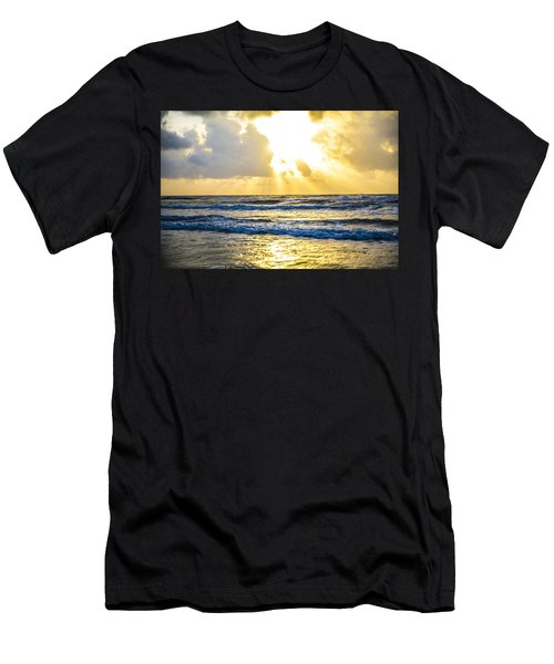 End Of The Season Padre 49 Men's T-Shirt (Athletic Fit)