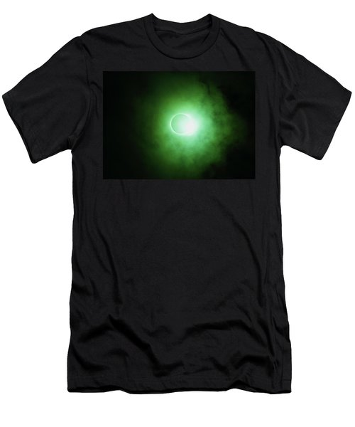 End Of Totality Men's T-Shirt (Athletic Fit)
