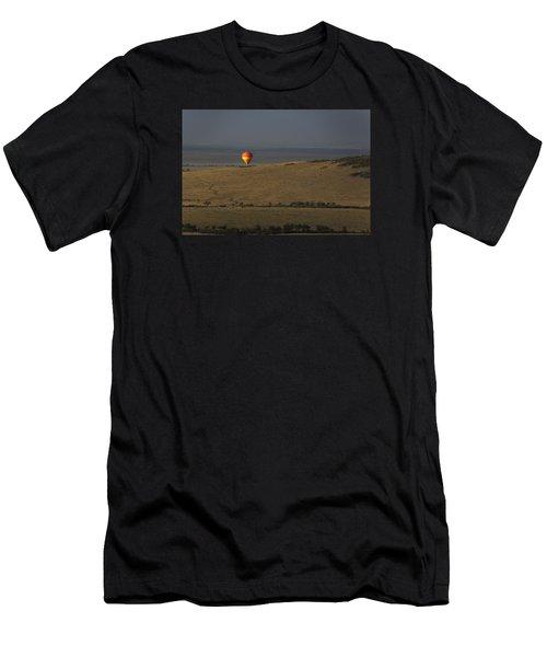 Endless Plains  Men's T-Shirt (Athletic Fit)