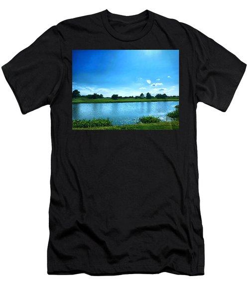 Endless Summer Men's T-Shirt (Athletic Fit)