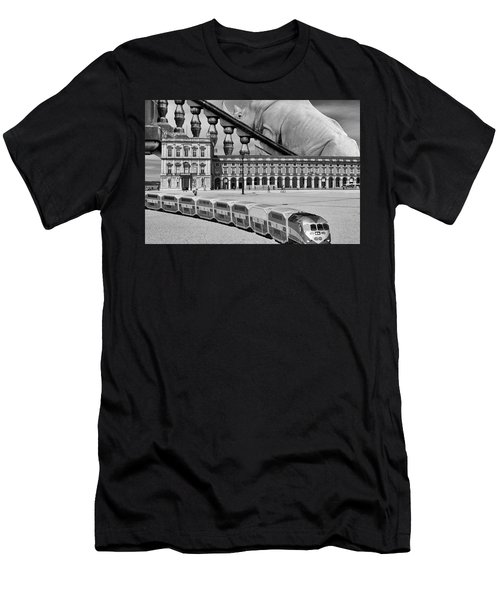 Ends And Means Men's T-Shirt (Athletic Fit)
