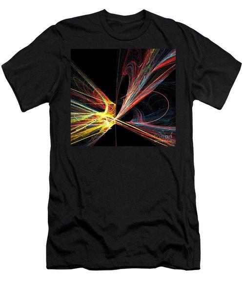 Energized  Men's T-Shirt (Athletic Fit)