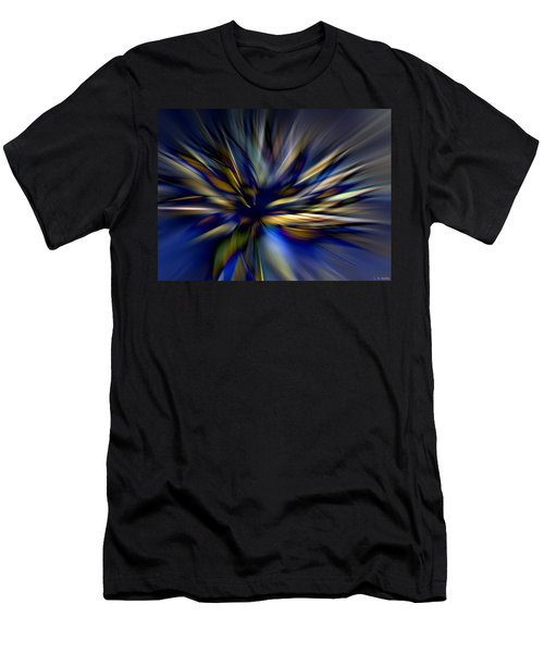 Energy In Flight Men's T-Shirt (Slim Fit) by Lauren Radke