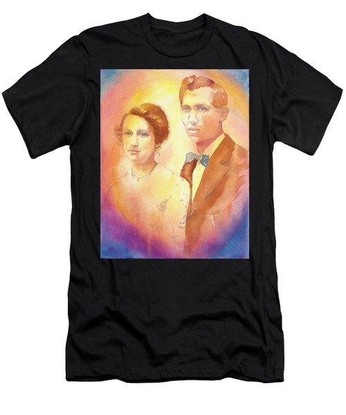Engagement Day Men's T-Shirt (Athletic Fit)