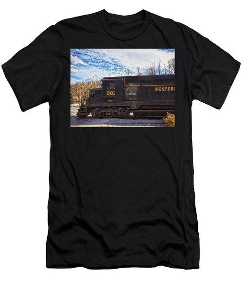 Engine 501 Men's T-Shirt (Athletic Fit)