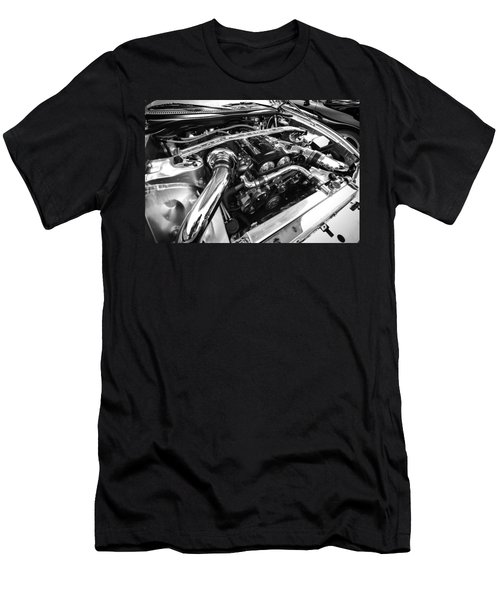 Engine Bay Men's T-Shirt (Athletic Fit)