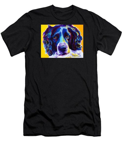 English Springer Spaniel - Emma Men's T-Shirt (Athletic Fit)