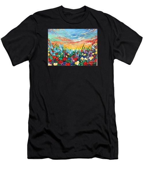 Enjoy It Men's T-Shirt (Athletic Fit)