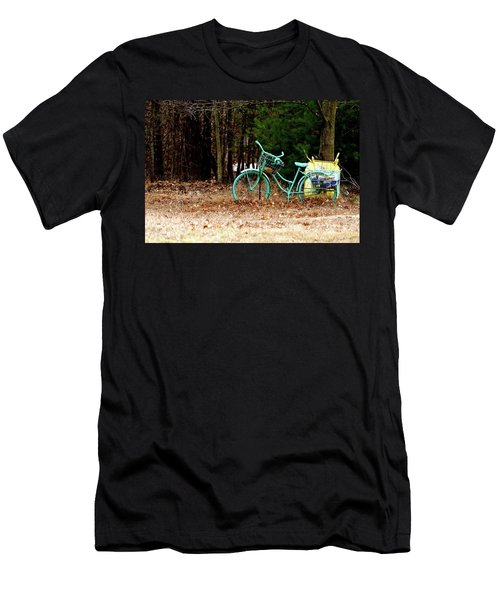 Enjoy The Adventure Men's T-Shirt (Athletic Fit)