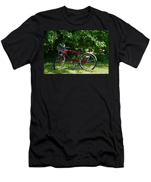 Enjoy The Ride Men's T-Shirt (Athletic Fit)