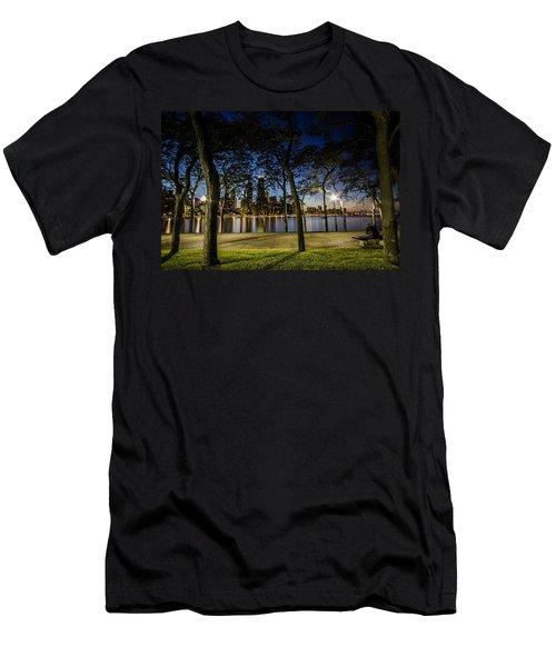 Enjoying The View Men's T-Shirt (Athletic Fit)