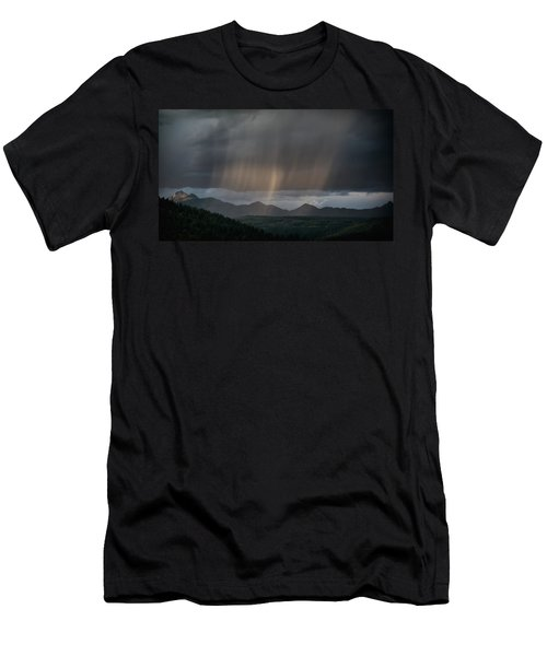 Enlightened Shafts Men's T-Shirt (Athletic Fit)