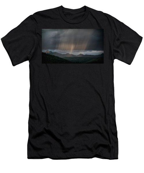 Enlightened Shafts Men's T-Shirt (Athletic Fit)