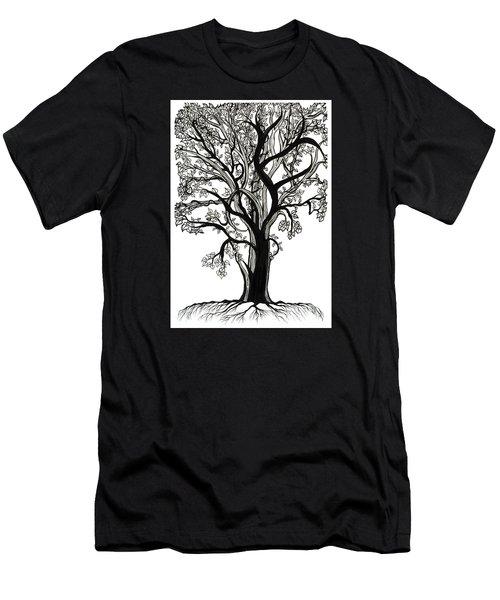 Entangled Men's T-Shirt (Athletic Fit)