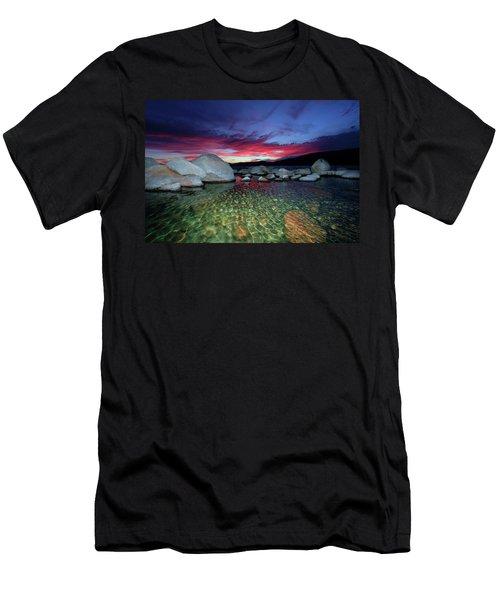 Enter A Tahoe Dream Men's T-Shirt (Athletic Fit)