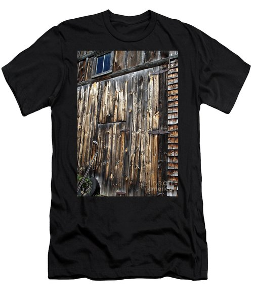 Enter The Barn Men's T-Shirt (Athletic Fit)
